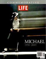 Michael Jackson Magazine Life Commemorative Tribute 2009 MJ Thriller King Of Pop