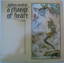 GOLDEN AVATAR (LP 33 Tours) William GARLAND / Carl LANGE - A Change of heart