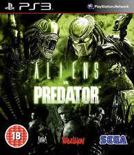 Aliens vs Predator PS3 (En Estupendas Condiciones)