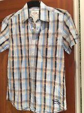 boys ben sherman shirt - small