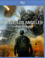 Battle Los Angeles - Sci-Fi Movie Aaron Eckhart Blu-Ray