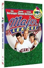 Major League . Wild Thing Limited Turf Edition . Die Indianer Von Cleveland DVD