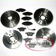 Audi Q2 [ Gab ] - Discos de Freno Pastillas de Frenos Para Delantero y Trasero