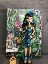 Deluxe Monster High Gloom and Bloom Cleo de Nile Doll *Target Exclusive