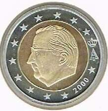 België 2000 UNC 2 euro : Standaard