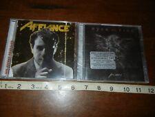 Prisons by Eyes of Fire CD & Affvance No Secret revealed BRAND NEW Sealed