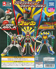 Takara Super Robot Gashapon Dancouga Space Warrior Baldios GoShogun Set of 3pcs