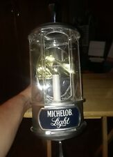 Vintage Michelob Light Beer Lamp/ Wall Sconce/ Sign.New Old Stock.