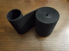 """VELCRO® Brand Reusable ONE-WRAP® Strap Dbl Sided 3"""" x 5ft. Black"""