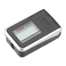 100% SkyRC SK-500002 High Precision GPS Speed Meter for RC FPV Airplane Hot ED