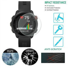 Clear Film Tempered Glass Screen Protective for Garmin Forerunner 245 Watch