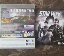 STAR TREK PLAYSTATION 3 PS3 BASED ON FILM