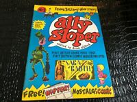 FRE-129 LOT OF ALLY SLOPPER comic magazines - issues 1 2 3