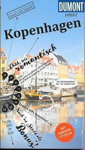 Kopenhagen DuMont direkt Reiseführer & Mit grossem Faltplan 2019