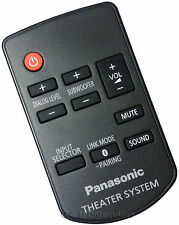 New Panasonic N2QAYC000083 Remote for SC-HTB370, HTB65, HTB70, HTB770 US Seller
