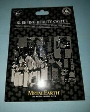 Disney Parks Metal Earth 3D Model Kit Sleeping Beauty Castle NEW