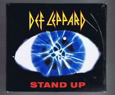 DEF LEPPARD CD SINGLE PROMO (NEW) STAND UP 4'31