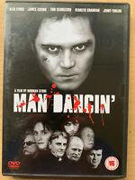 Man Dancin' DVD 2003 Britannico Dancing Crimine Film Thriller Con Giacomo Cosmo