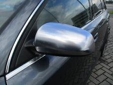 ALU el. Außenspiegel links Audi A4 S4 B6 8E Spiegel ALUMINIUM silber