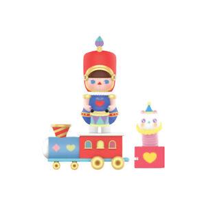 POP MART x PUCKY Christmas Music Parade Christmas Soldier Mini Figure Art Toy