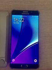 Samsung Galaxy Note 5 Black 32GB SM-N920I Smartphone 4G Unlocked