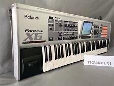 Roland Fantom X6 Sonidos de KORG X5D N364 M1 T3 D-50 D-70 XP-80 Y LATIN SAMPLES
