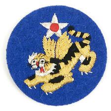 U.S. WWII Flying Tigers Shoulder Patch - 1st American Volunteer Group (AVG)