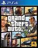 Grand Theft Auto GTA 5 V Playstation 4 (PS4) Brand New Sealed Australia Version