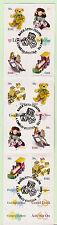 IRLANDE carnet 1379-1383+10 labels  Les jouets 52m243T6