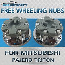 Free Wheeling Hub Locking Manual for Mitsubishi Triton ME MJ MK ML Pajero