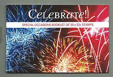 AUSTRALIA 2008 Prestige Booklet - Special Occasions - CELEBRATE - Complete - MNH