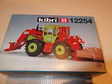 Kibri Bausatz  H0 12254 MB - Trac mit Rückeschaufel + Polderschild Grün mit OVP