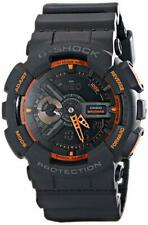 CASIO G-Shock GA-110TS-1A4 Armbanduhr Grau Orange  Neu & Ovp