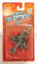 VINTAGE MATCHBOX SKY BUSTERS HARRIET MARINES Jet - ASTM F963 86 NEW IN BOX 1989