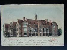 More details for bedfordshire bedford grammar school c1903 ub postcard by stengel