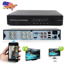 1080P 8CH 960H HD DVR HDMI CCTV Surveillance Camera Security P2P Video Recorder