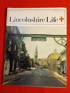 LINCOLNSHIRE LIFE Magazine : September 1973