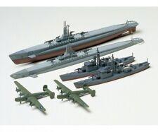 1:700 US U-Boot Gato m. Jap.U Plastikmodellbau