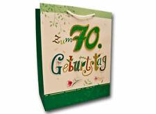 Geschenkverpackung zum 70. Geburtstag / Geschenk
