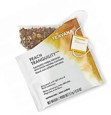 FRESH STOCK Genuine Starbucks Teavana - Peach Tranquility Tea Sachets - No Box