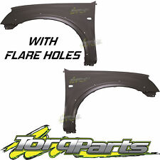 GUARDS PAIR SUIT HOLDEN RODEO RA 03-06 WITH FLARE HOLES FENDER PANEL QUARTER