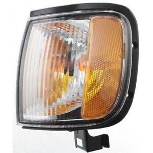 IZ2520107 Corner Light for 00-04 Isuzu Rodeo Driver Side