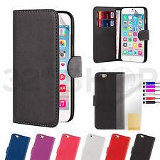 Custodie portafoglio Per iPhone 5s in pelle sintetica per cellulari e palmari