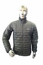 Patagonia Men's Nano Puff Jacket 60-G PrimaLoft DWR in Black Sz S-XL NEW