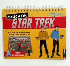 Stuck On Star Trek Kling On Stickers & 10 Backgrounds
