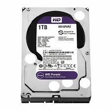 """WD 1TB HDD Surveillance 3.5"""" 5400 RPM SATA lll Internal Hard Drive WD10PURZ"""
