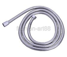 "79"" (2000mm) Polished Chrome Flexible Shower Hose 1/2"" Connection fba009"