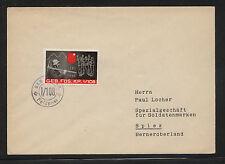 Switzerland  feldpost  soldier stamp, soldier with pick        MS0929