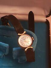 Vintage VULCAIN 17j Ladies Wrist Watch OMEGA BAND