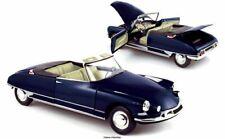 Citroen DS19 Cabriolet blau 1961 1:18 Norev
